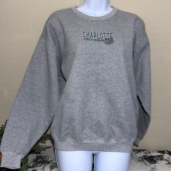 new products 1729f d1d3a 🏈Champion Authentic Apparel Charlotte 49ers Shirt